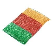 Sponge Dish Bowl Cup Scrub Pad Cleaner Colorful