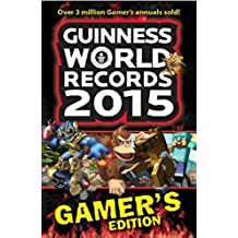 Guinness World Records Gamer's Edition 2015 Ebook (Kindle Fire)