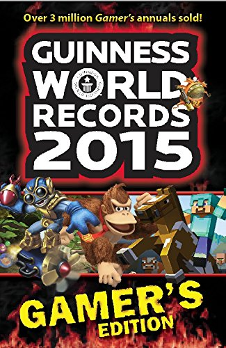 Guinness World Records Gamer's Edition 2015 Ebook (Kindle Fire) (English Edition)