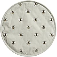 Sophie Allport Hob Cover Round - Bees