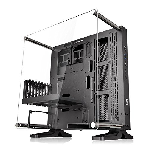 Foto Thermaltake Core P3 Case da parete PC, Nero