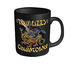 Thin Lizzy Chinatown officiel nouveau Boxed Tasse à café