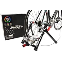 "WINTER BIKE TRAINING MINOURA LR-760 ""LIVE RIDE"" MAGNETIC RESISTANCE BICYCLE INDOOR TRAINER IDEAL BIRTHDAY PRESENT"