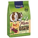 Vitakraft Premium Menü Vital, Hauptfutter für Meerschweinchen, 3er Pack (3 x 5 kg)