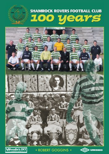 Shamrock Rovers Football Club 100 Years (for tablet devices) (Fußball Shamrock)