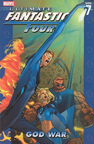 Ultimate Fantastic Four: God War v. 7 (Ultimate Fantastic Four (Graphic Novels)) by Pasqual Ferry (Artist), Mike Carey (11-Apr-2007) Paperback