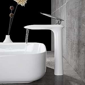Homelody robinet de lavabo mitigeur pour vasque poser Marque de robinetterie salle de bain
