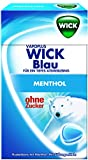Wick Blau ohne Zucker, Box, 10er Pack (10 x 46 g)