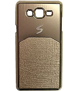 Zocardo© Liquid Armor Rugged Capsule Shock Proof Case Back Cover for Samsung Galaxy J7 (2016) - Golden - Premium Cover