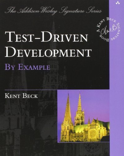 Test Driven Development: By Example by Beck, Kent (2002) Paperback