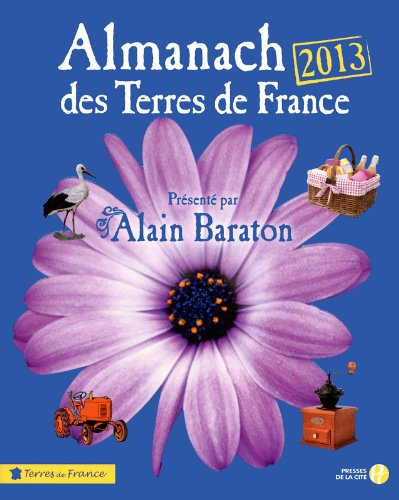 Almanach des Terres de France 2013