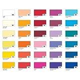 Folia Tonpapier 130g/m², DIN A3, 10 Farben, mehrfarbig, 50-teilig (1 Set) für Folia Tonpapier 130g/m², DIN A3, 10 Farben, mehrfarbig, 50-teilig (1 Set)