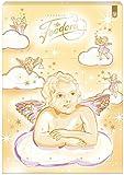 Feodora Adventskalender Engel mit festlichen Pralinés