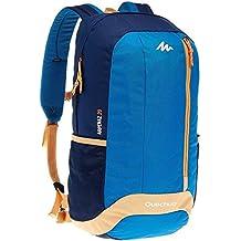Calidad ligero senderismo mochila/mochila. Azul 20litros de capacidad.