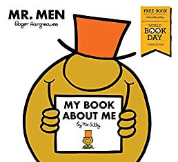 My Book about Me by Mr Silly : A World Book Day Title