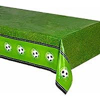 Folat Fußball Party Tischdecke 130 x 180 cm - Producto