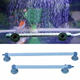 zantec 25,4cm Fisch Tank Aquarium Luft Stein Blase Wand Belüftung Tube Sauerstoff Pumpe