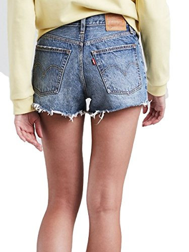 LEVI'S DAMEN 501 SHORTS 32317 0073 w31 denim