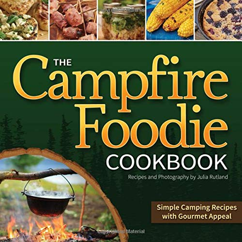 Campfire Cookbooks 8
