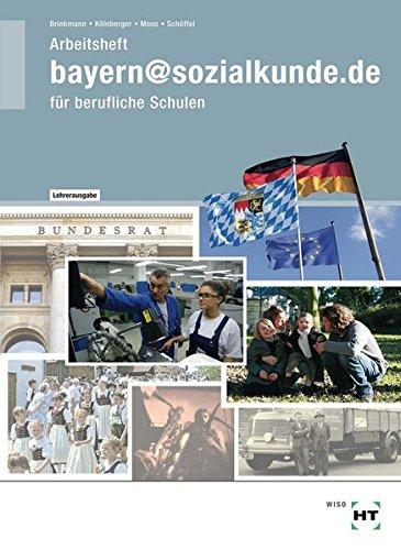 bayern@sozialkunde.de - Arbeitsheft mit eingetragenen Lösungen