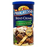 Progresso Bread Crumbs Italian Style - Packung mit 2