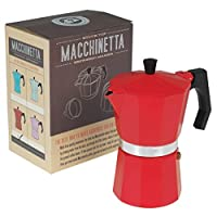 Classic Espresso Coffee Pot - Choice Of Colour