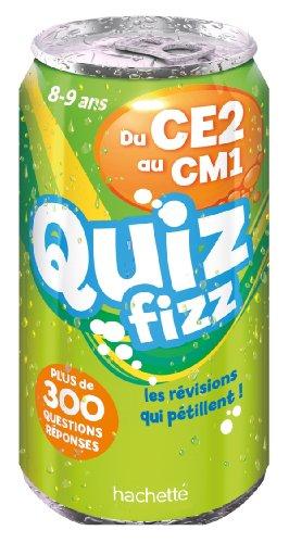 Quiz Fizz - Du CE2 au CM1