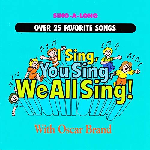 I Sing, You Sing, We All Sing!