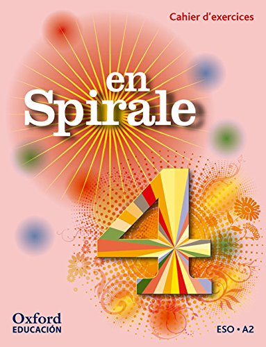 En Spirale Pack Cahier D'Exercices - 4º ESO