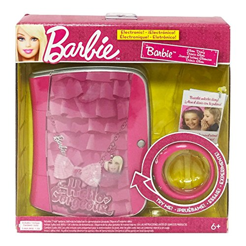 Barbie Journal Intime Glamour Electronique 6947731014859