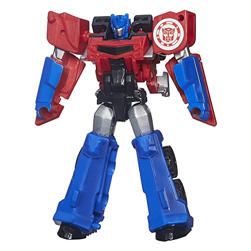 Transformers robots in disguise legion class optimus prime 10,2 cm figure