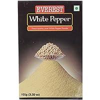 Bharat Bazar - Everest Polvo - Pimienta White - 100 g Carton