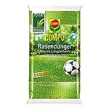 Aktion: COMPO Rasendünger mit Langzeitwirkung 13,75 kg für 550 m²
