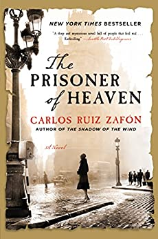 The Prisoner of Heaven: A Novel par [Zafon, Carlos Ruiz]