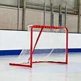 Regulation Ice Hockey Goal - Fantastic For Gameday - Best Reviews Guide