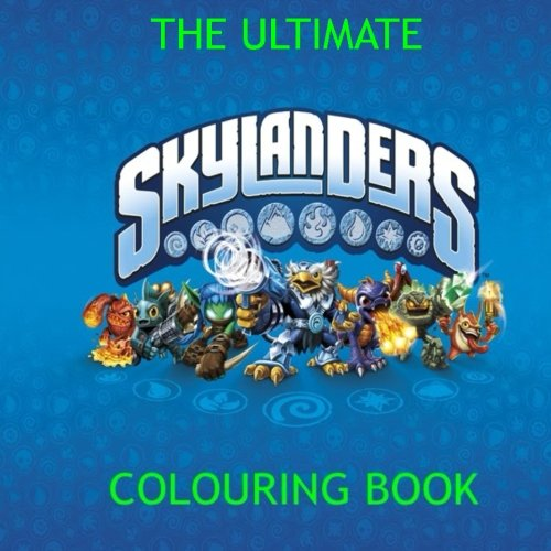 the-ultimate-skylander-colouring-book-gift-present-kaos-master-eon-superchargers-adventure-swap-forc