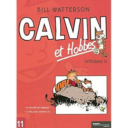 Intégrale Calvin et Hobbes T11 (11)