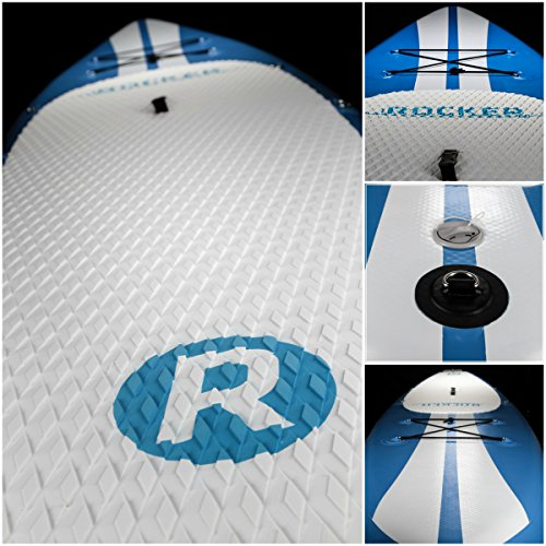Aufblasbares Paddleboard iRocker im Test und Leistungsvergleich - 2