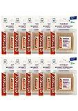 10x Elmex Zahnhoelzer 3X38St PZN: 5918464 Zahnstocher Aminfluorid 114 A d