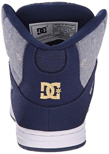 DC ShoesRebound High Tx Se - Sneaker Donna (Insignia Blue)