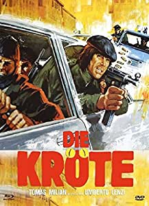 Die Kröte - Uncut/Mediabook - Limitiert & Nummeriert auf 333 Stk.  (+ DVD) [Blu-ray]