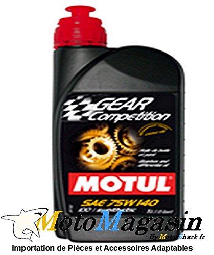 MOTUL GEAR COMP 75W140 OLIO CAMBIO 100% DA CORSA 1LT.