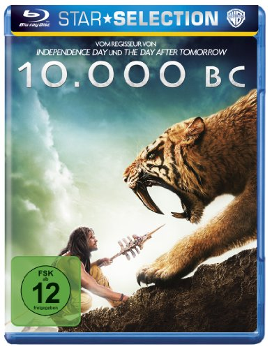 10.000 BC [Blu-ray] -