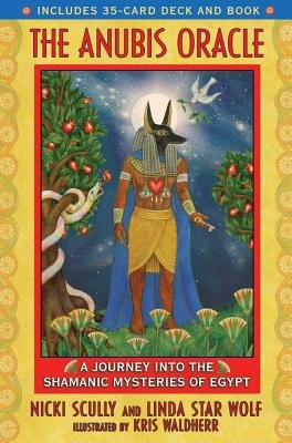 'Anubis oracle (a Journey into the Shamanic misteri dell' Egitto [con 35-card Deck]) [Anubis oracle W/Cards] [Paperback]