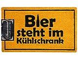 Alsino Fußmatte Türmatte Abtreter Fußabtreter Schmutzmatte Eingangsmatte Motiv