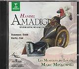 Haendel - Amadigi / Les Musiciens du Louvre, Minkowski [Extraits] [Import USA]
