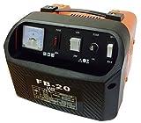Auto Motorrad Beste Deals - KFZ Batterieladegerät 12V / 24V für Motorrad und Auto Batterien mit 20 - 225 Ah