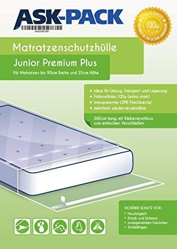 Zoom IMG-1 custodia materasso premium junior per