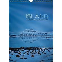 Island - Wundervolle Landschaften (Wandkalender 2019 DIN A4 hoch): Jeden Monat ein Stück Island - von Snæfellsnes über die unentdeckten Westfjorde bis ... (Monatskalender, 14 Seiten ) (CALVENDO Natur)