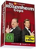 Die Rosenheim Cops - Staffel 9/Folge 01-15 auf 3 DVDs!
